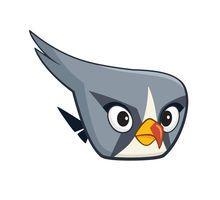 愤怒的小鸟2小银