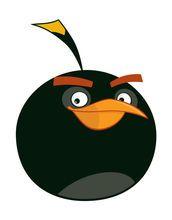 愤怒的小鸟2小黑