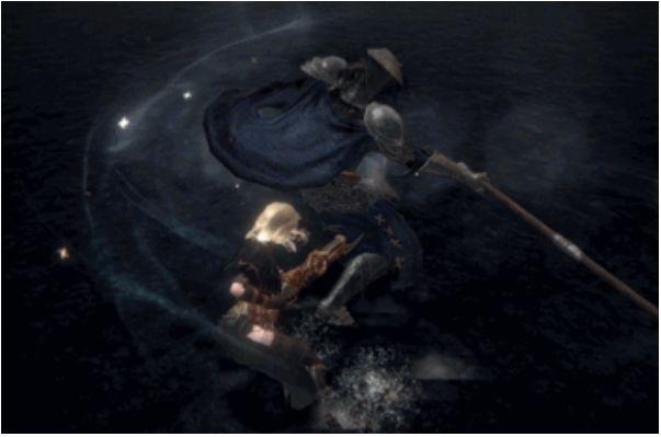 游戏战斗画面展示