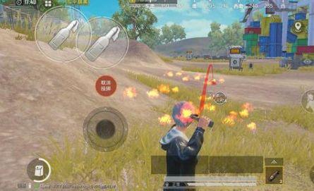 和平精英无限投掷物BUG教程