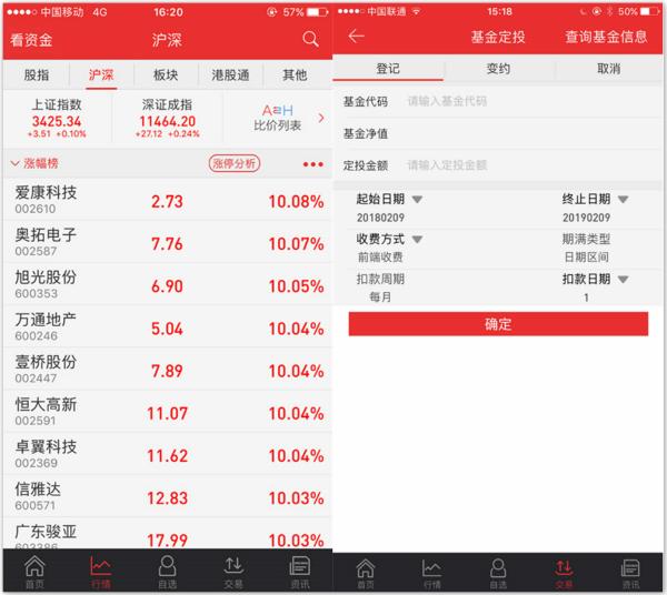股票app哪个好用有权威 同花顺app插图