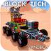 方块技术汽车沙盒模拟器