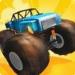 大轮胎小汽车