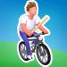 疯狂的自行车跳跃