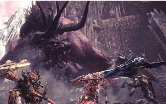 《怪物猎人世界》新手向贝希摩斯打法心得