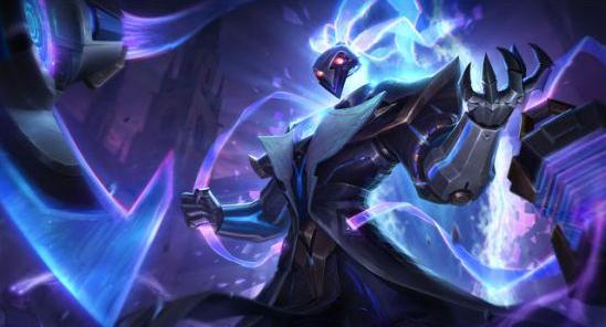 《英雄联盟》新皮肤:未来战士锤石 胜利剑魔双翼如梦似幻