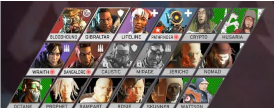 《APEX英雄》新角色疑似泄露 面容硬朗或为坦克型英雄