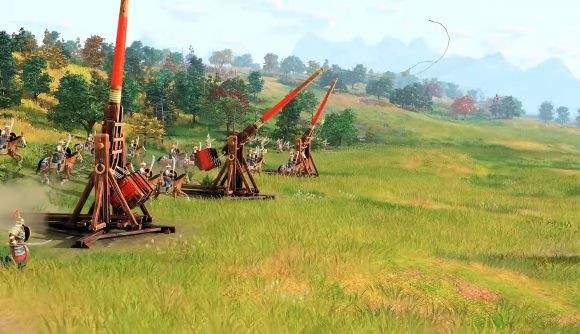 《帝国时代4》对新手玩家更友好 能根据情况给出建议