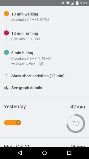 Google健身