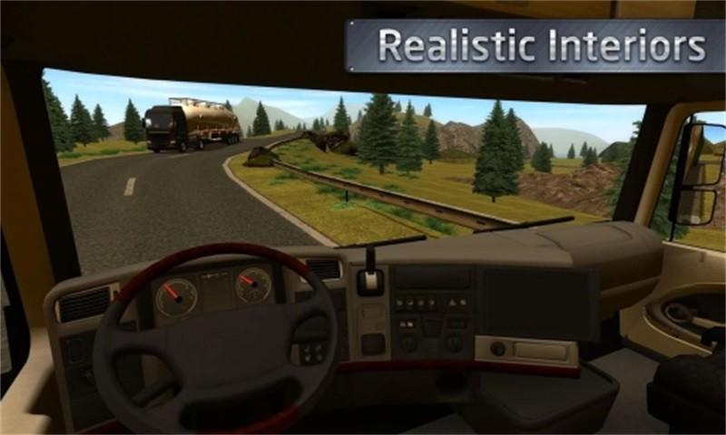 模拟卡车2014