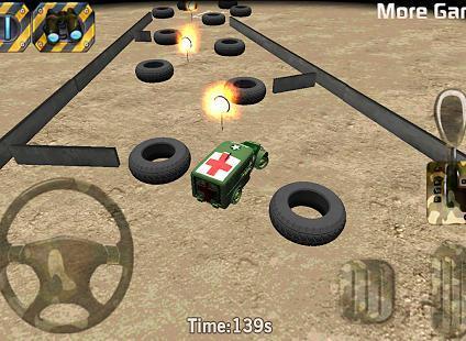 陆军停车3D