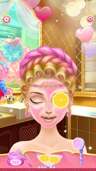 芭比公主婚礼换装游戏
