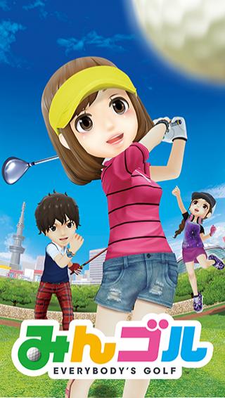 趣味高尔夫手游