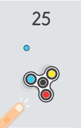 陀螺消除游戏