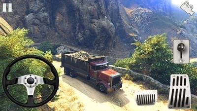 登山卡车司机