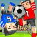 方块足球赛3D  1.1.2