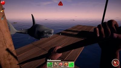 深海木筏求生