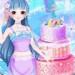冰雪小公主做蛋糕  1.3