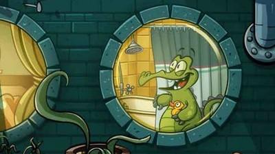 鳄鱼小顽皮