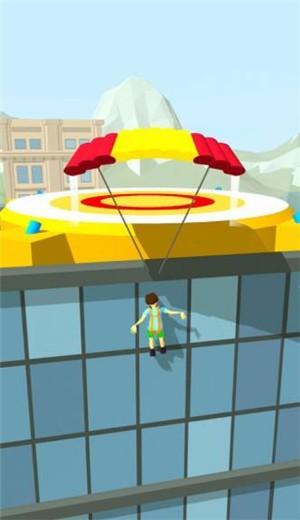 跳伞大师3D游戏
