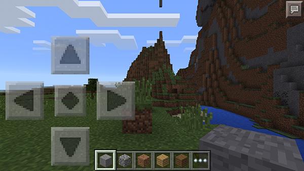 我的世界1.0.0.7版