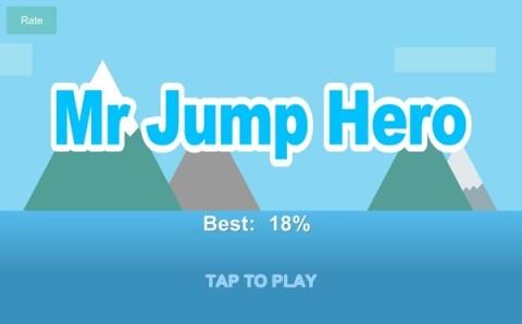 跳跳先生 Mr Jump