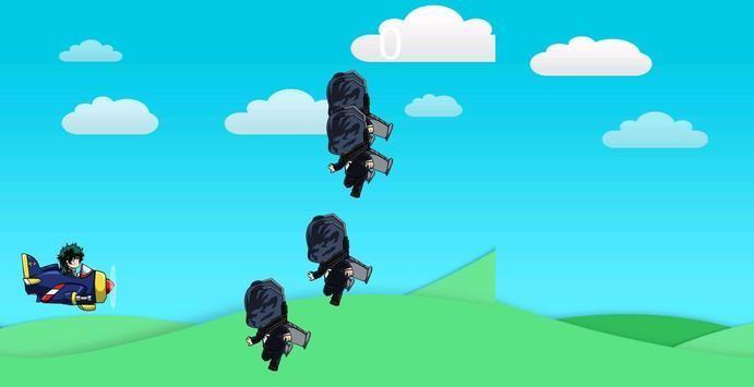我的英雄飞翔