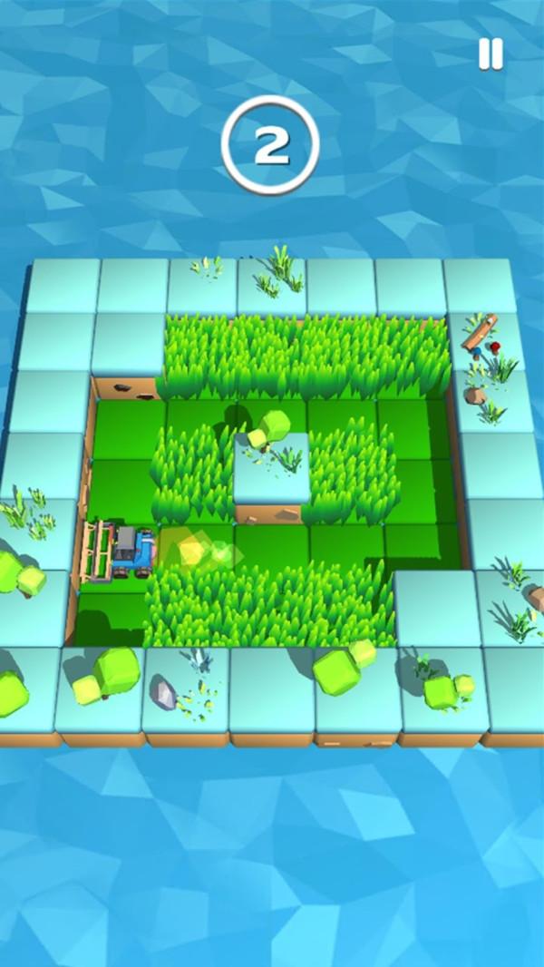 我的除草机3D游戏