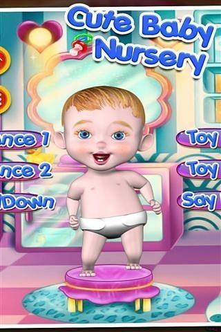 婴儿护理托儿所