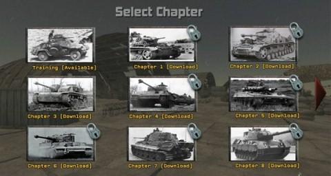超级坦克沙漠风暴3