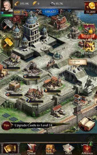 Clash of Kings(COK)
