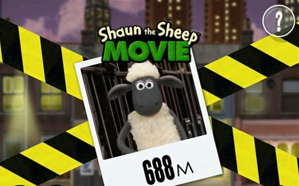 小羊肖恩羊羊大逃亡