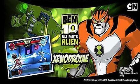 BEN10终极英雄破解版