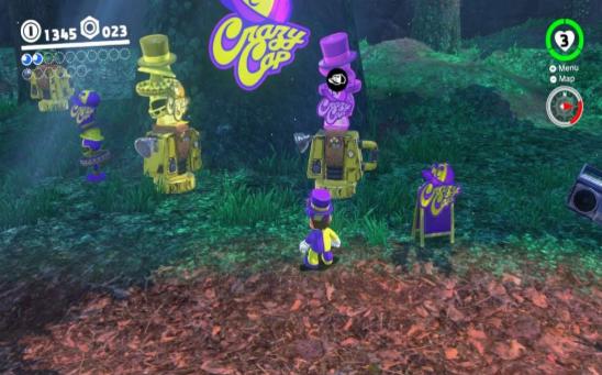 超级马里奥3D世界库巴之怒游戏