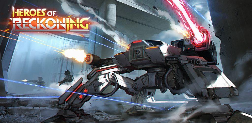 Heroes of Reckoning官方版