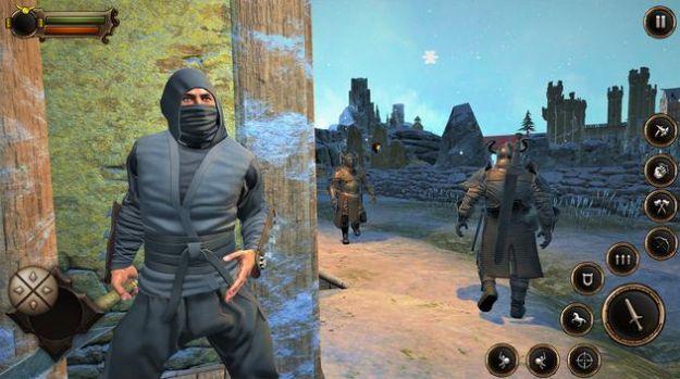 忍者猎人刺客官方版