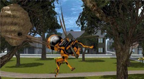 模拟变异蜜蜂