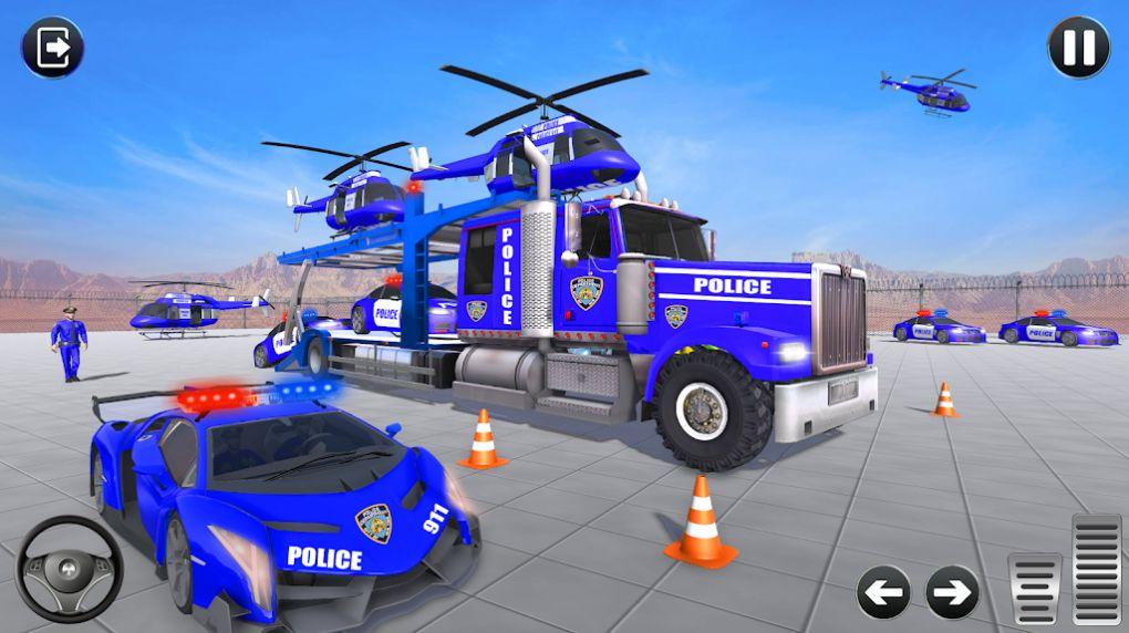 警察运输直升机模拟器