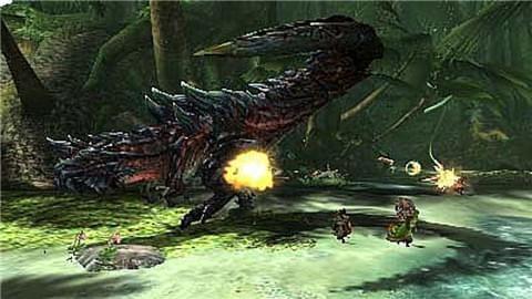 怪物猎人X终极版
