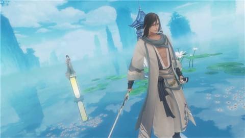 武魂花与剑