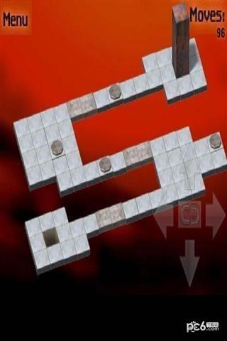 移动的方块