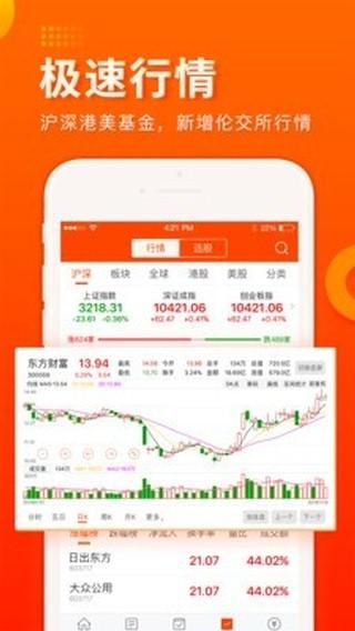 东方财富股票