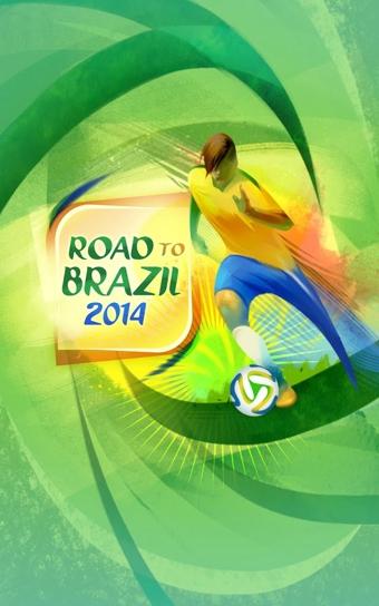 向巴西奔跑2014