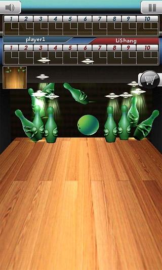 3D动感保龄球