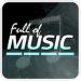 full of music
