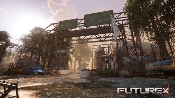 代号Future X曝光 是一款末日生存题材的射击手游