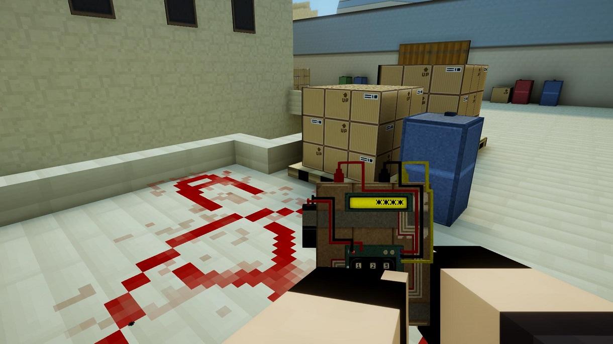 像素罢工3D(Pixel Strike 3D)