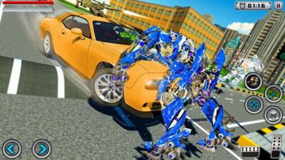 白虎机器人转型