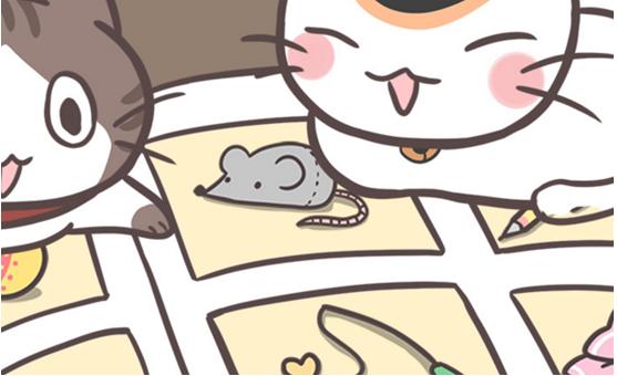休闲益智类单机游戏猫咪饲养日常